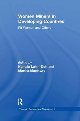 Women Miners in Developing Countries book