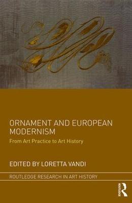 Ornament and European Modernism book
