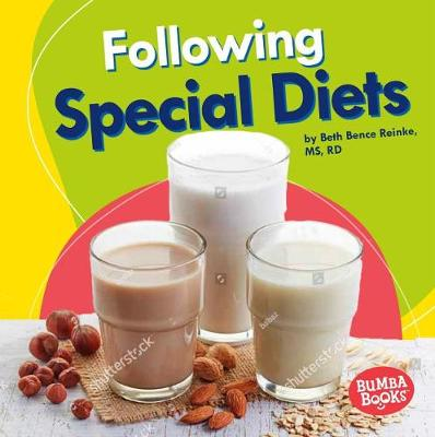 Following Special Diets by Beth Bence Reinke