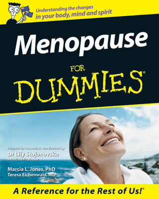 Menopause for Dummies Aust Edition by Marcia L. Jones
