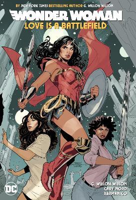 Wonder Woman Volume 2 by G. Willow Wilson