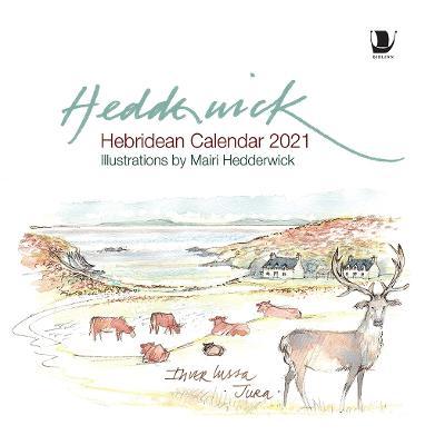 Hebridean Calendar 2021 by Mairi Hedderwick