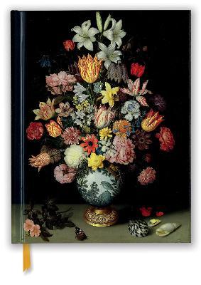 National Gallery: Bosschaert: A Still Life of Flowers (Blank Sketch Book) book