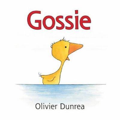 Gossie Board Book by Olivier Dunrea