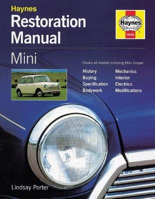 Mini Restoration Manual by Lindsay Porter