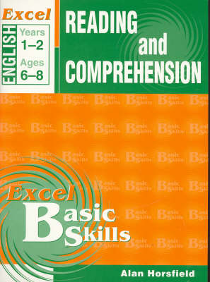 Excel Basic Skills: Reading and Comprehension: Reading and Comprehension book
