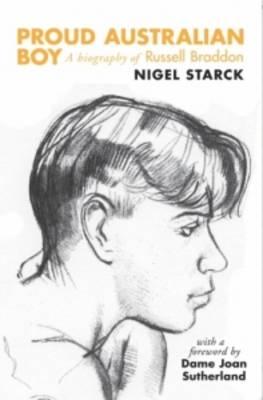 Proud Australian Boy by Nigel Starck