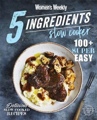 5 Ingredients Slow Cooker by