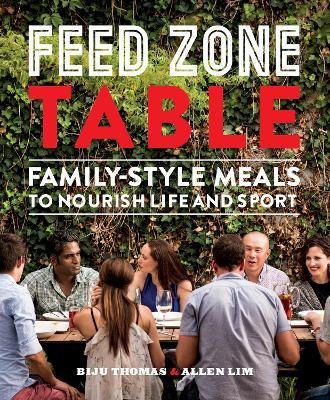 Feed Zone Table by Biju Thomas