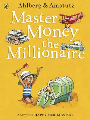 Master Money the Millionaire by Allan Ahlberg