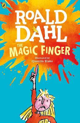 Magic Finger book
