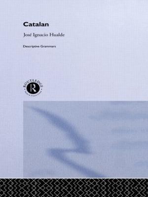 Catalan by Jose Ignacio Hualde