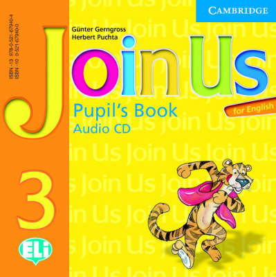 Join Us for English 3 Pupil's Book Audio CD book