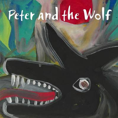 Peter and the Wolf by Danila Vassilieff