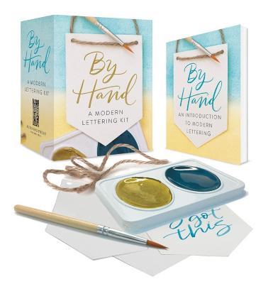 By Hand: A Modern Lettering Kit by Nicole Miyuki Santo