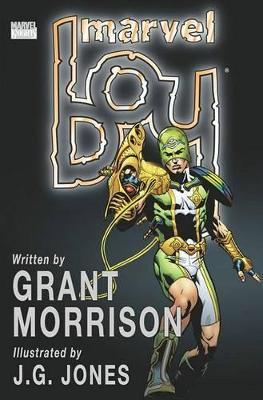 Marvel Boy book