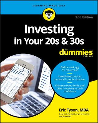 Investing in Your 20s and 30s For Dummies book