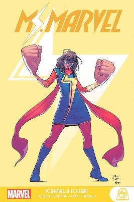 Ms. Marvel: Kamala Khan by G. Willow Wilson