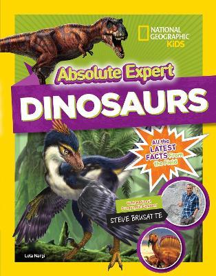 Absolute Expert: Dinosaurs book