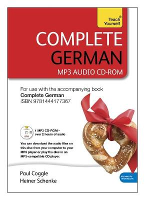 Complete German (Learn German with Teach Yourself): MP3 CD-ROM: New edition by Paul Coggle