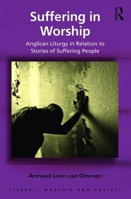 Suffering in Worship book