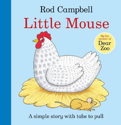 Little Mouse by Rod Campbell