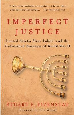 Imperfect Justice book