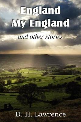 England, My England and Other Stories book