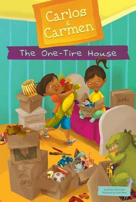 The One-Tire House by Kirsten McDonald