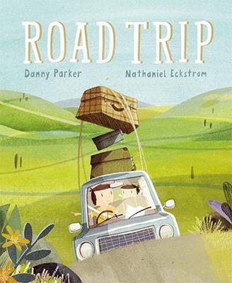 Road Trip book