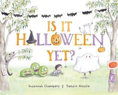Is it Halloween Yet? book