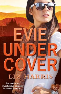 Evie Undercover book