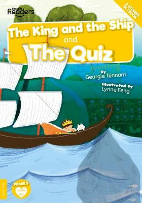 The King and The Ship and The Quiz book