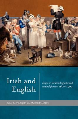 Irish and English by Kelly James