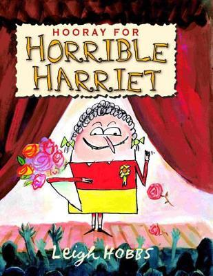 Horrible Harriet book