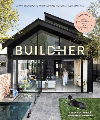 BuildHer: Empowering women to build & renovate their Australian dream home book