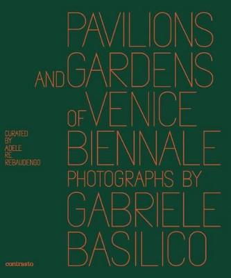 Pavilions and Garden of Venice Biennale by Gabriele Basilico