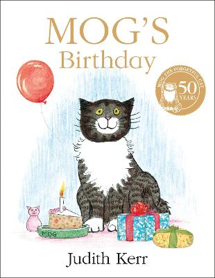 Mog's Birthday by Judith Kerr