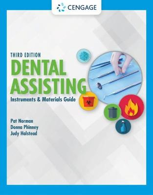 Dental Assisting Instruments and Materials Guide by Pat Norman