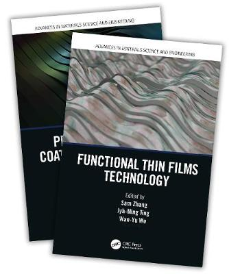 Protective Thin Coatings and Functional Thin Films Technology: Two-Volume Set book