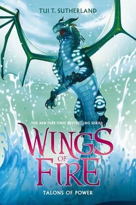 Wings of Fire #9: Talons of Fire by Tui,T Sutherland