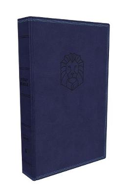 NKJV, Holy Bible for Kids, Leathersoft, Blue, Comfort Print: Holy Bible, New King James Version by Thomas Nelson