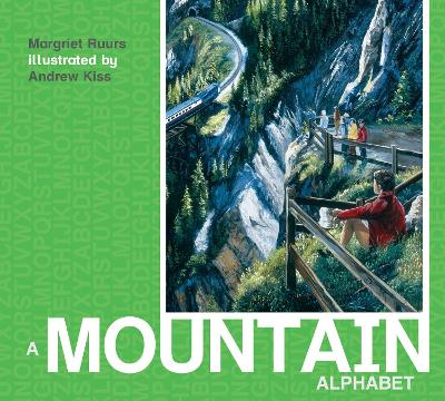 Mountain Alphabet, A by Margriet Ruurs