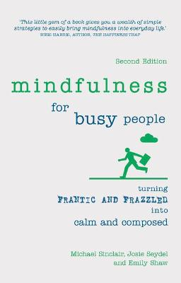 Mindfulness for Busy People by Michael Sinclair