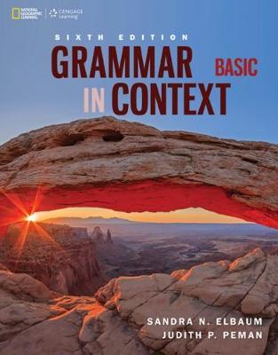 Grammar in Context Basic by Sandra N. Elbaum
