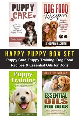 Happy Puppy Box Set by Charles Nelson