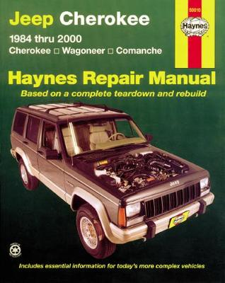 HM Jeep Cherokee 1984-2001 US by Haynes