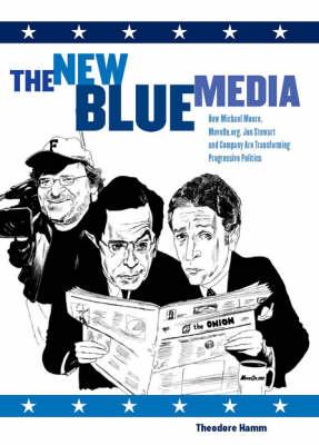 New Blue Media book