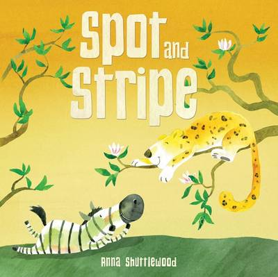 Spot and Stripe by Anna Shuttlewood