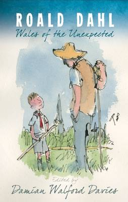 Roald Dahl by Damian Walford Davies